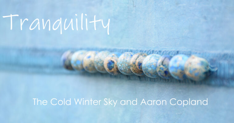The Cold Winter Sky and Aaron Copland